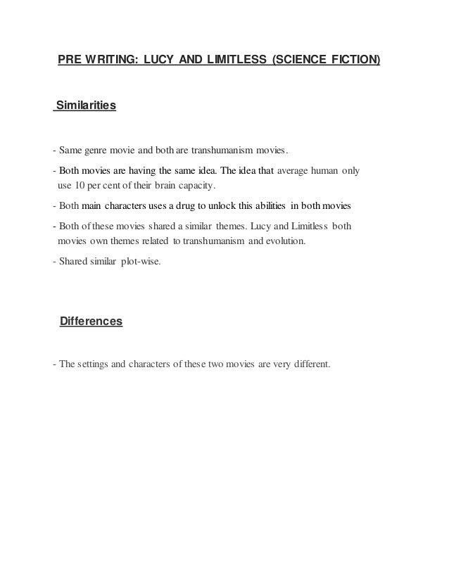 Copare/Contrast essay, Need desperate help!!?