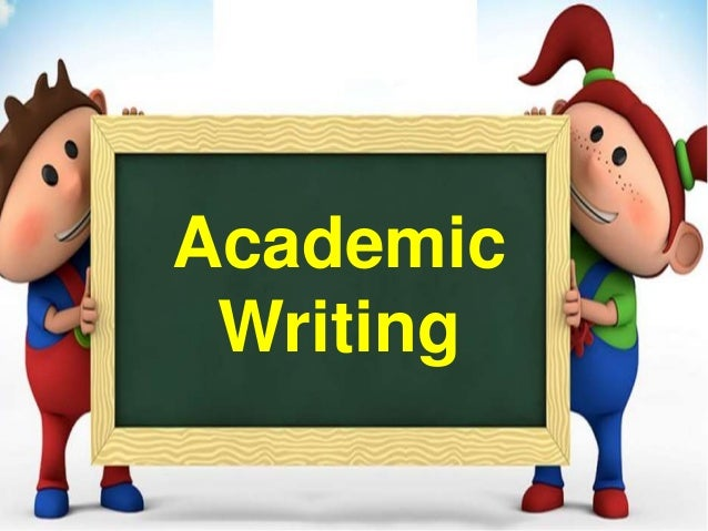 Academic english writing