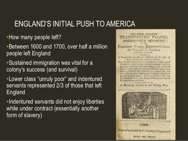 """an introduction to the two successful english colonies in north america jamestown and plymouth Jamestown was the first permanent english settlement in north america  arrive at jamestown the first two women  at plymouth to establish a colony in """"north-."""