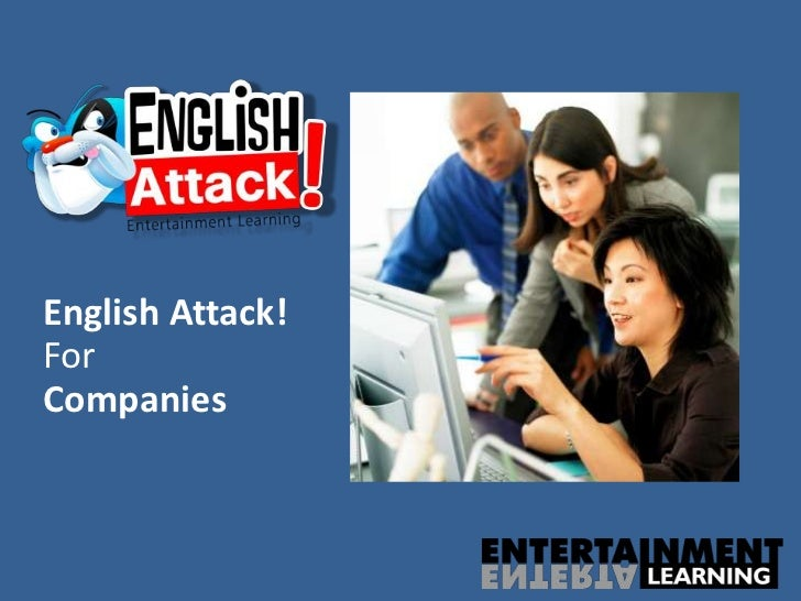 English Attack! for Companies (Argentina)