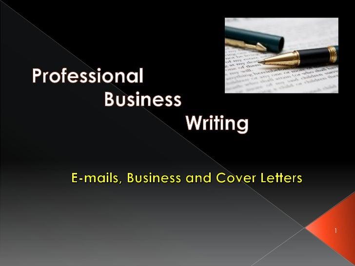 English business writing   souktel