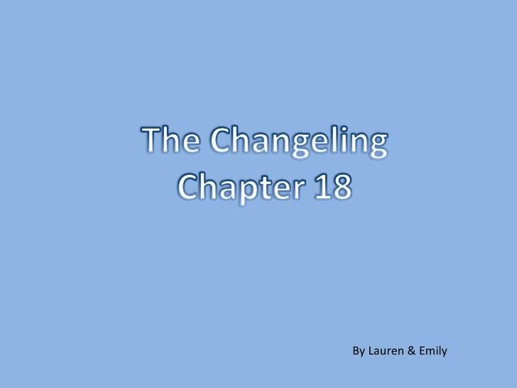 English Chapter 18