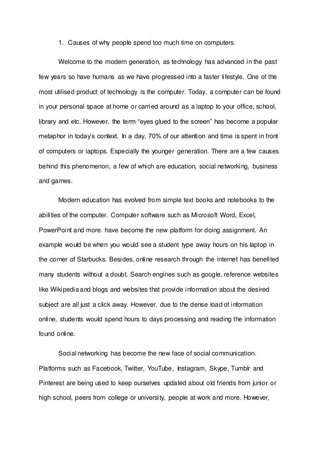essay on the invention of computers Free sample essay on computer technology: since the beginning of time technology has helped us out as a human race from the invention of the wheel to the.