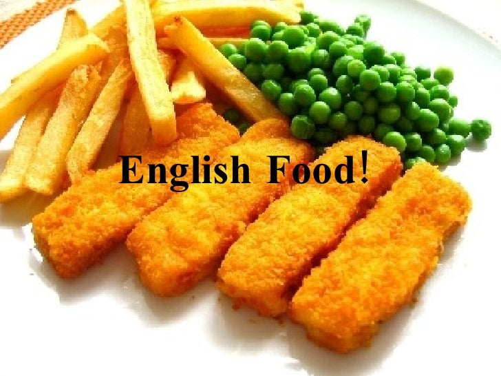 English food for Cuisine in english