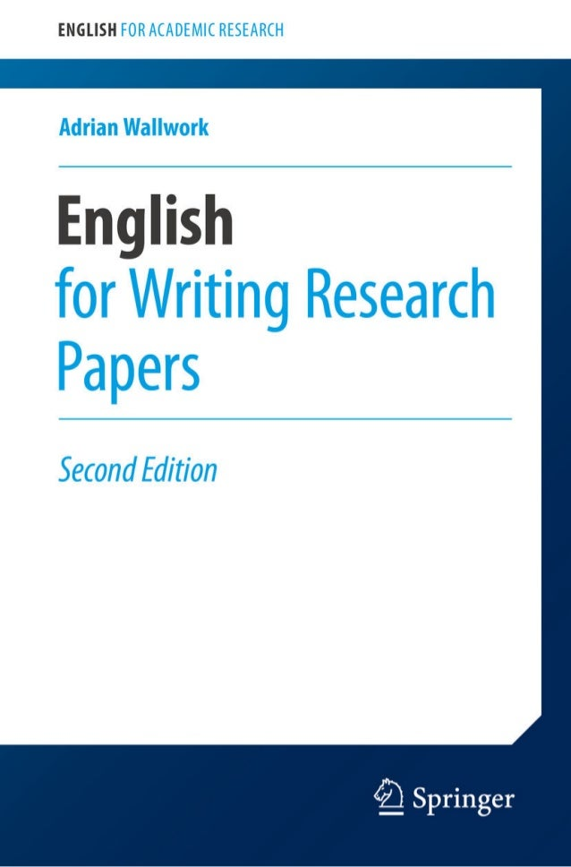 How do I write a research paper without being redundant?