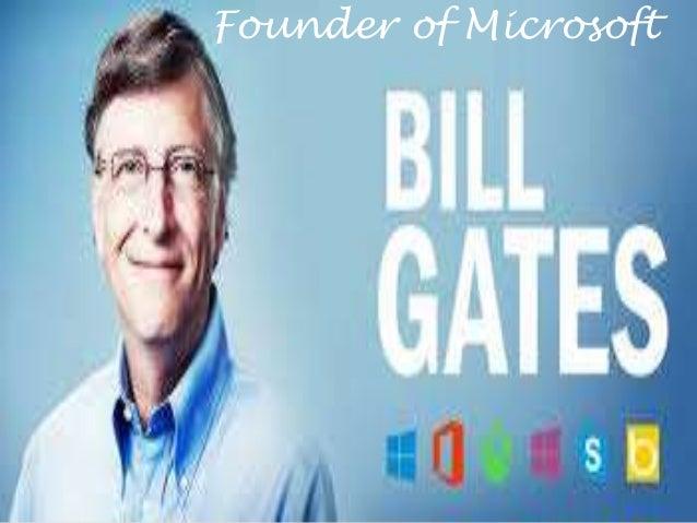 bill gates full biography