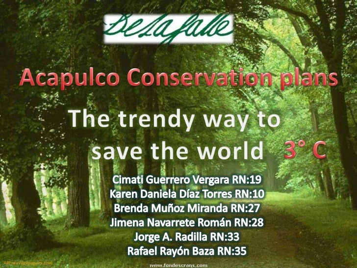 In the world the ilegal tree felling of tres and the excesive use of plastic bags hascausedcontamination and disforestatio...