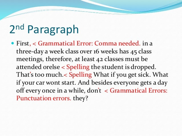 Causal analysis essays