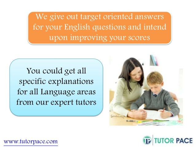 Homework Help English