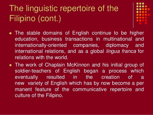 Why do filipinos love to remark their fellow filipinos' english grammar?