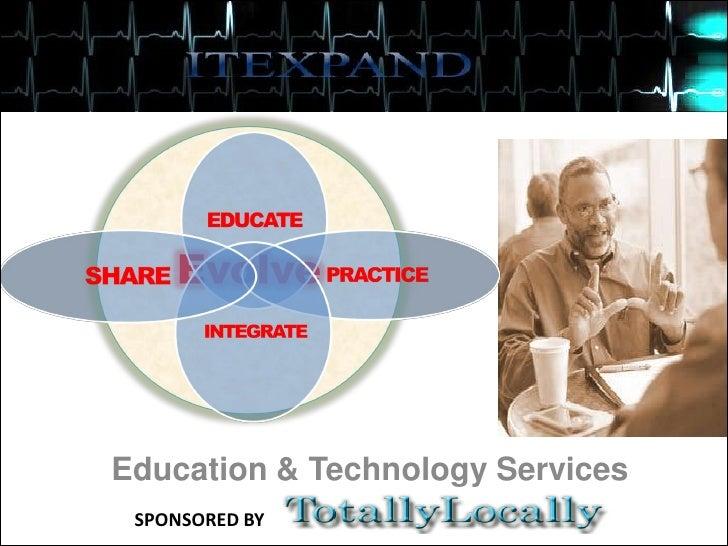 Eduaction English Itexpand   Tl Summary Presentation