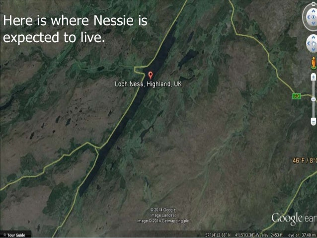 A loch ness mystery