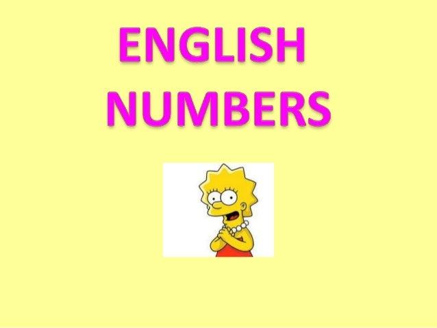 Los números en inglésson realmente fácilesde aprender, pues unavez conocidas un par dereglas verás que losnúmeros en inglé...