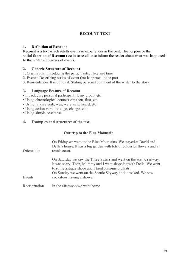 contoh essay argumentatif bahasa inggris Jika kita membuka kamus bahasa inggris atau bahasa indonesia dan mencari arti kata remedial, remedial berarti perbaikan sekian contoh dari essay bahasa indonesia tentang pendidikan yang dapat saya postingkan untuk anda.