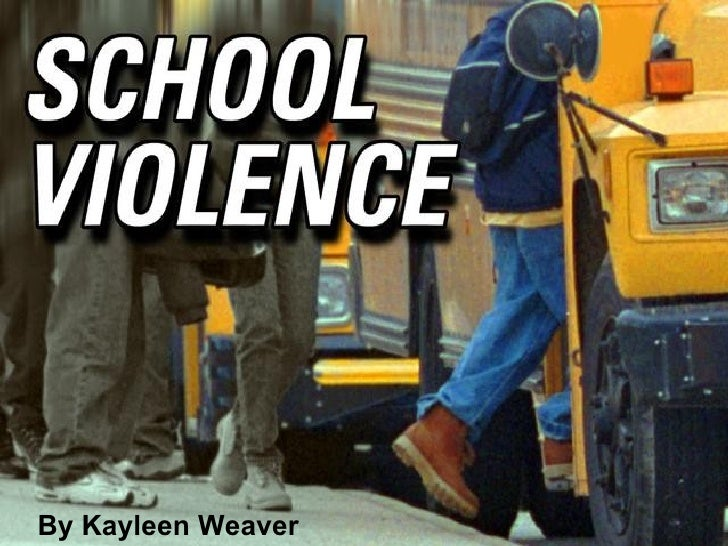 Youth violence in schools essay