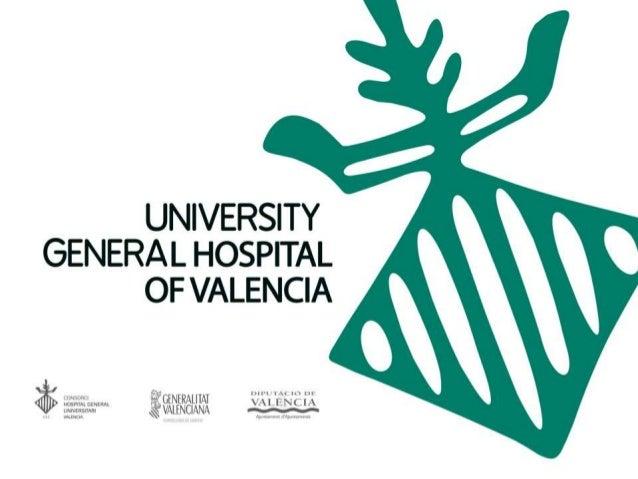 English presentation general hospital of valencia