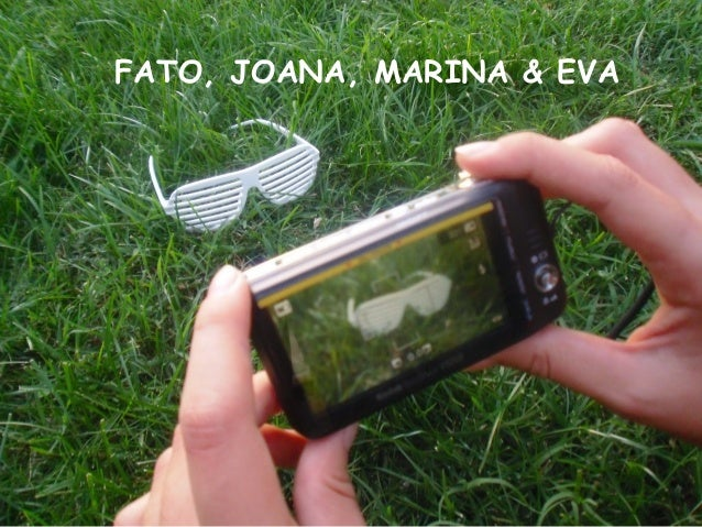 FATO, JOANA, MARINA & EVA