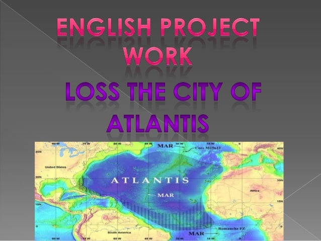 loss of city of ATLANTIS