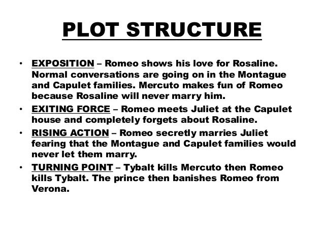 Romeo and juliet fate