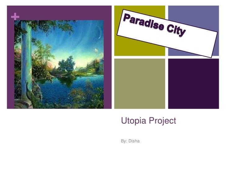 English utopia final one