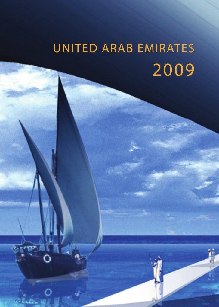 UAE yearbook 2009