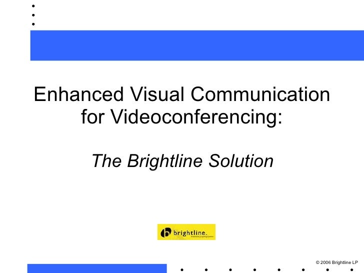 Enhanced Visual Communication