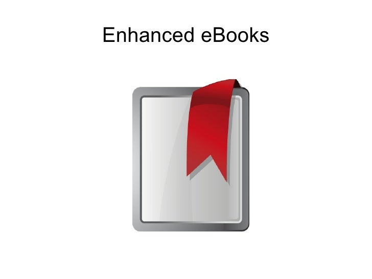 Enhanced eBooks