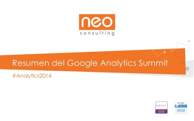 Resumen del Google Analytics Summit #Analytics2014
