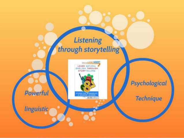 Enhanced listening through story-telling