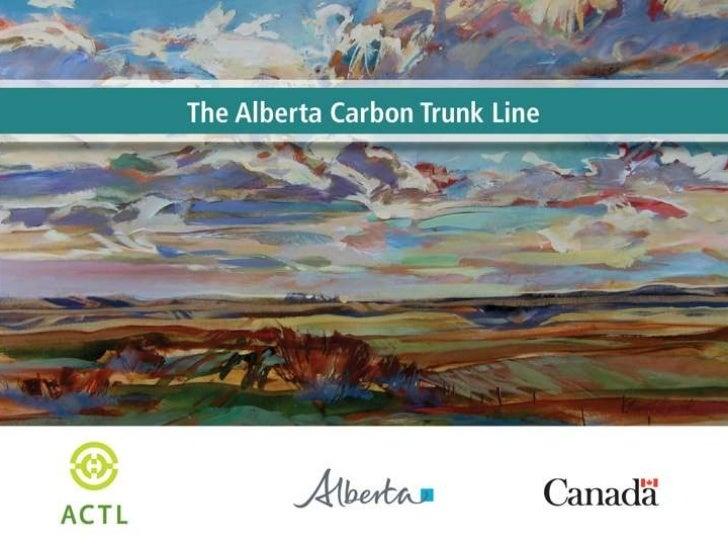 Enhance Energy - The Alberta Carbon Trunk Line – Susan Cole - Global CCS Institute – Nov 2011 Regional Meeting