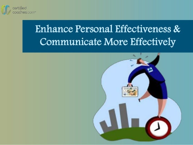 essay about how to communicate effectively