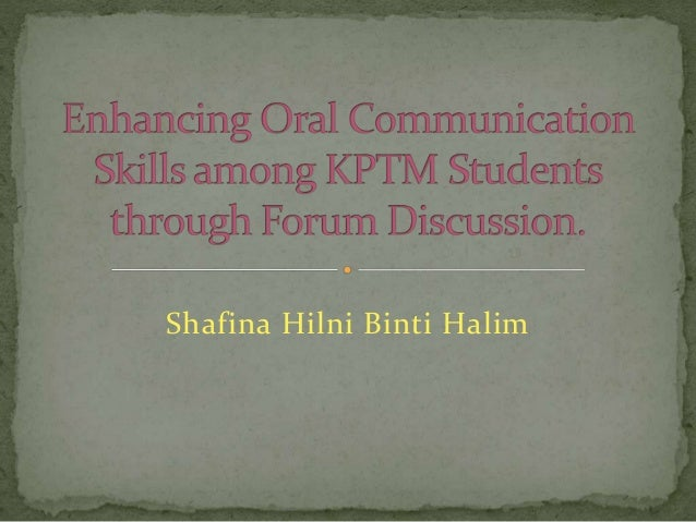 communication skills among students The study was designed to survey the causes of poor language communication skills among students in some selected secondary school in akinyele local government area of oyo state from the population five schools were selected as sample consisting of one female secondary school and four mixed secondary school.