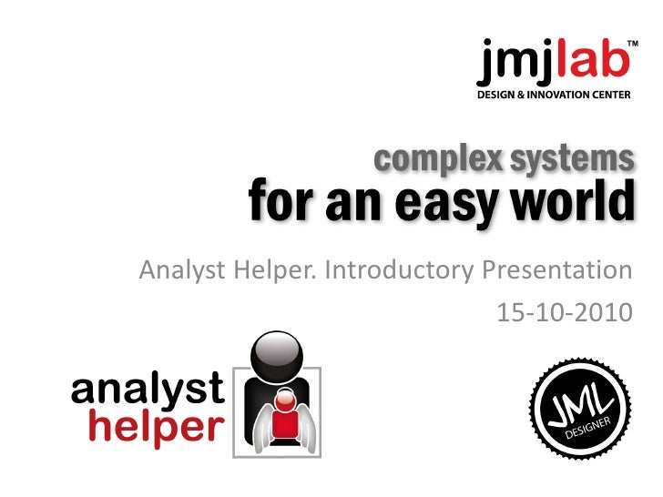 Analyst Helper. Training, Investigation and Analysis based on structured thinking