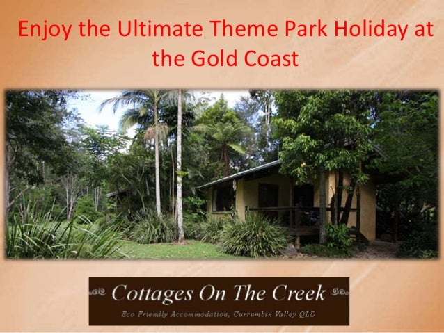 Enjoy The Ultimate Theme Park Holiday At The Gold Coast