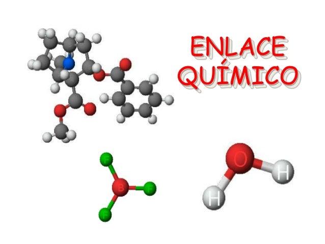 Enlace Qumico Inico  Lessons  Tes Teach