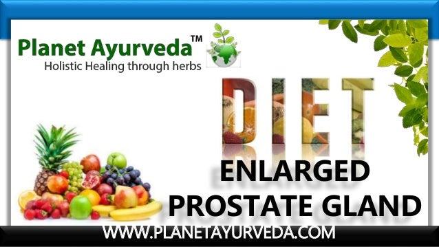 ENLARGED PROSTATE GLAND WWW.PLANETAYURVEDA.COM