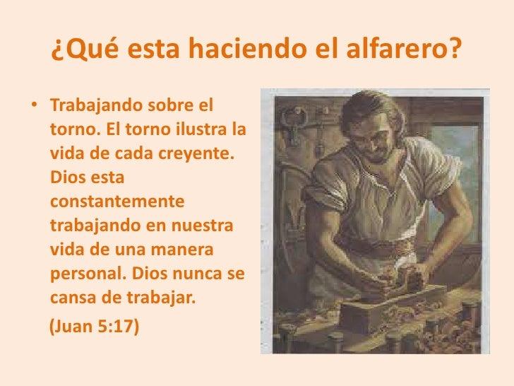 Image gallery el alfarero - Con las manos en tu casa ...