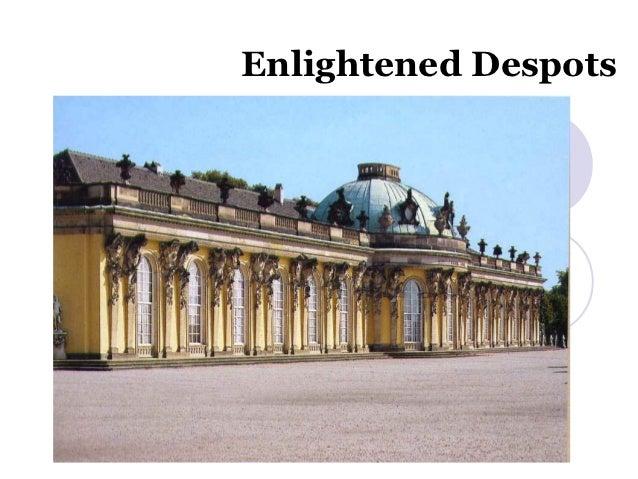 Enlightened despots 2012 borbones 2012