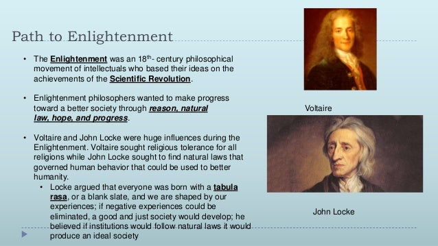 Essays on the enlightenment