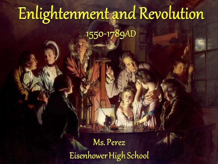 essays on the enlightenment and scientific revolution