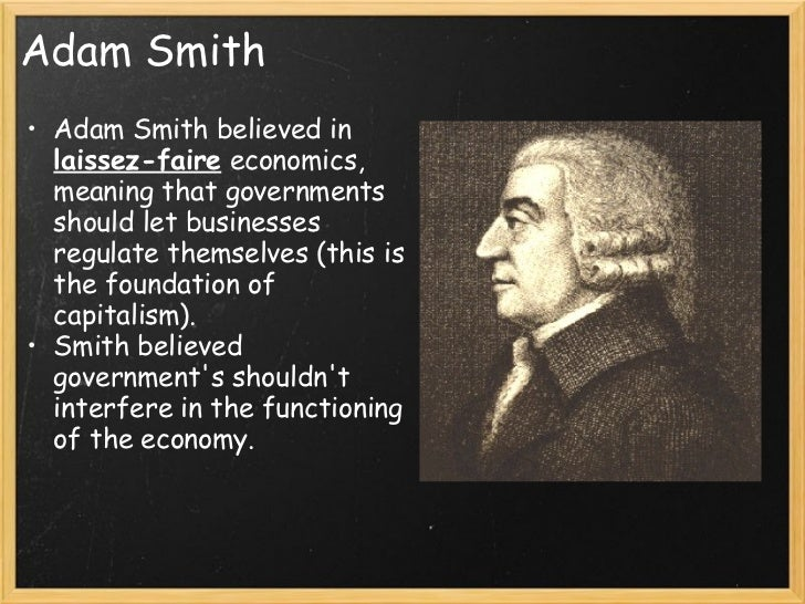 a biography of adam smith founder of modern economics John maynard keynes the 20th century and the founder of modern as representing the ideals of modern liberalism, as adam smith represented the.