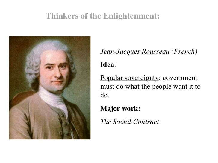 a comparison of adam smith and jean jacques rousseau A adam smith b jean-jacques rousseau c rené descartes d charles de montesquieu  c approached islam through comparison with christianity d.