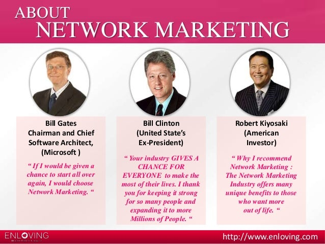 Bill Gates Network Marketing Marketing Bill Gates