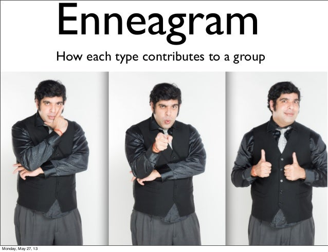 EnneagramHow each type contributes to a groupMonday, May 27, 13