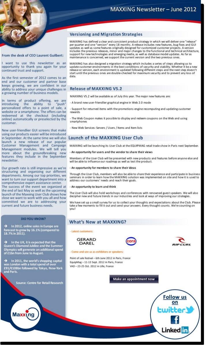En newsletter maxxing_june 2012_complete_interactive