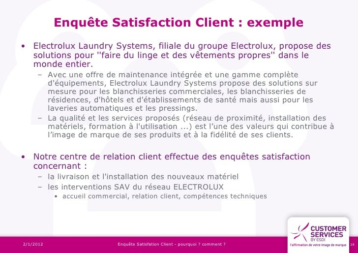 Modele questionnaire satisfaction client document online - Enquete de satisfaction pret a porter ...