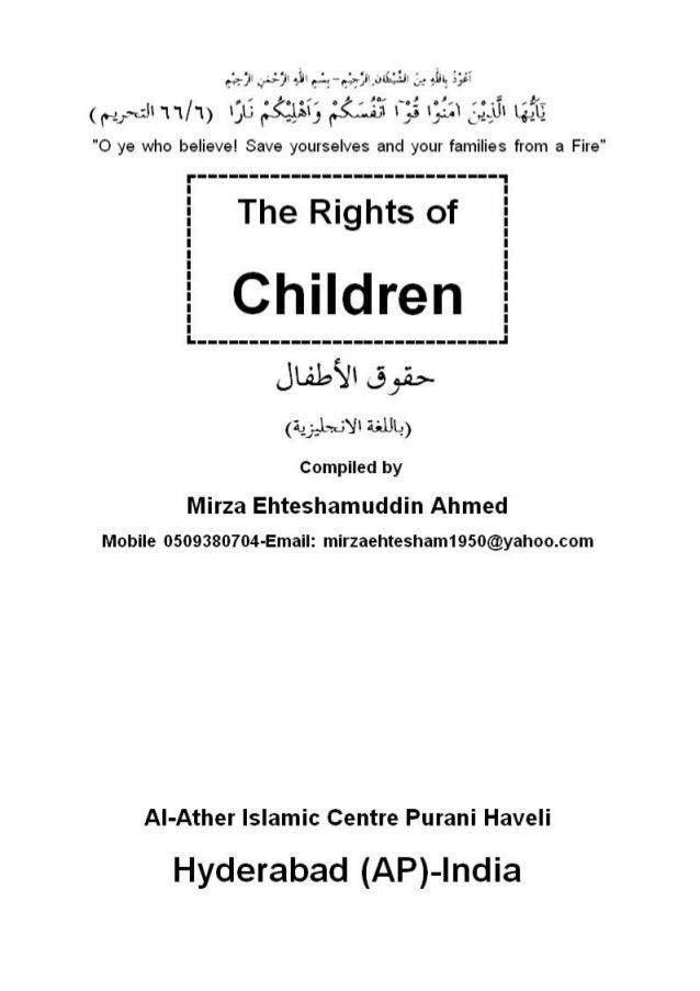 En rights of_children