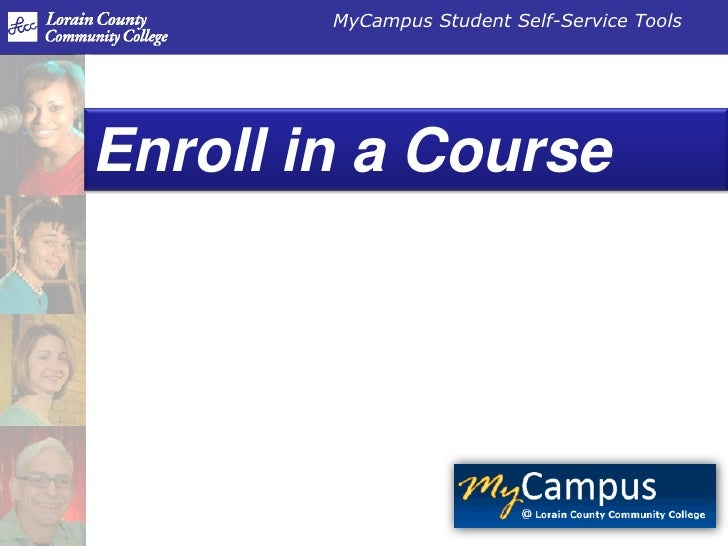 Enroll in a Course<br />