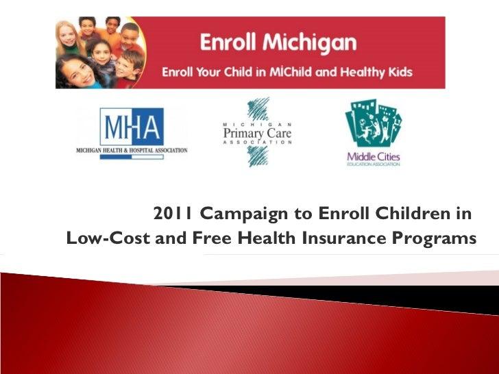 Enroll Michigan Campaign