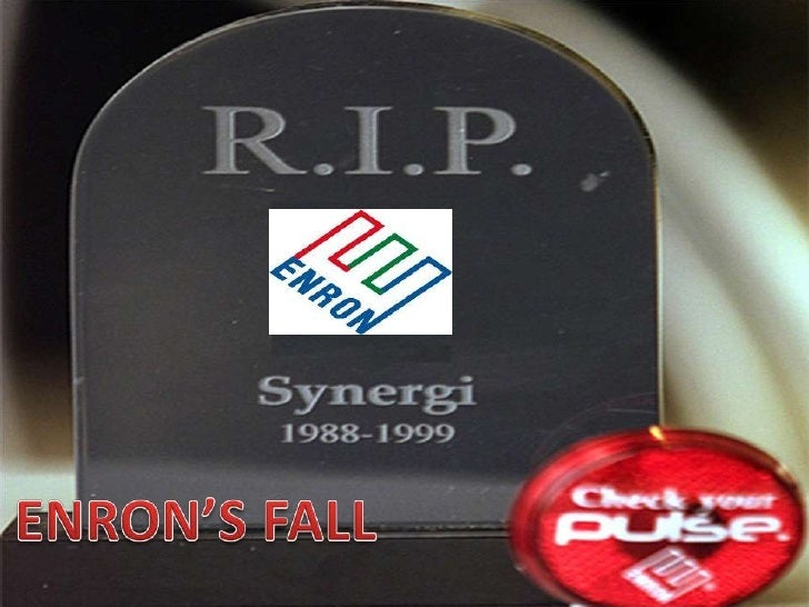 Enron's fall by kishlay